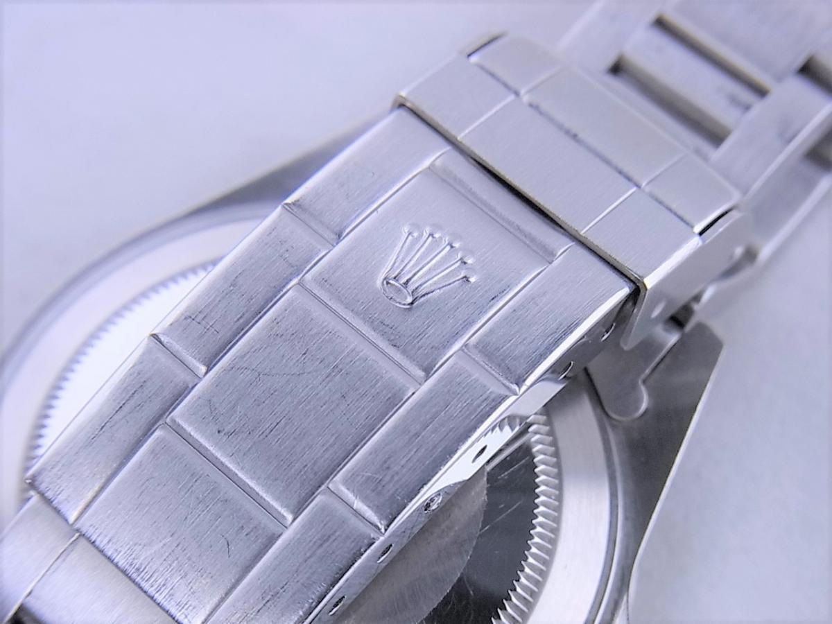 ロレックスサブマリーナノンデイトモデル 14060M 自動巻きcal.3130 メンズ腕時計 高価売却 バックル画像 時計を売るならピアゾ(PIAZO)