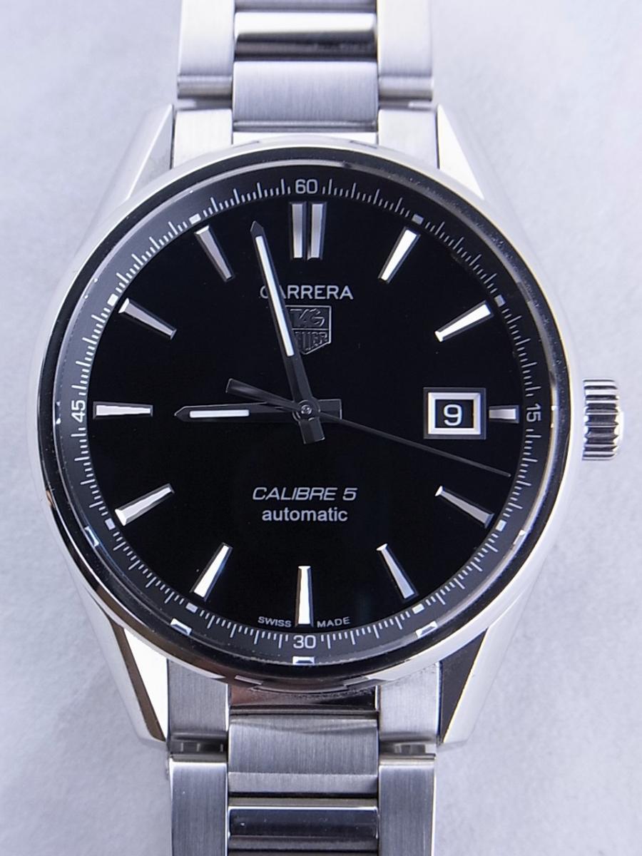 タグホイヤー カレラWAR211A.BA0782 キャリバー5 ステンレススティール 39mmメンズ腕時計 買取実績 正面全体画像 時計を売るならピアゾ(PIAZO)