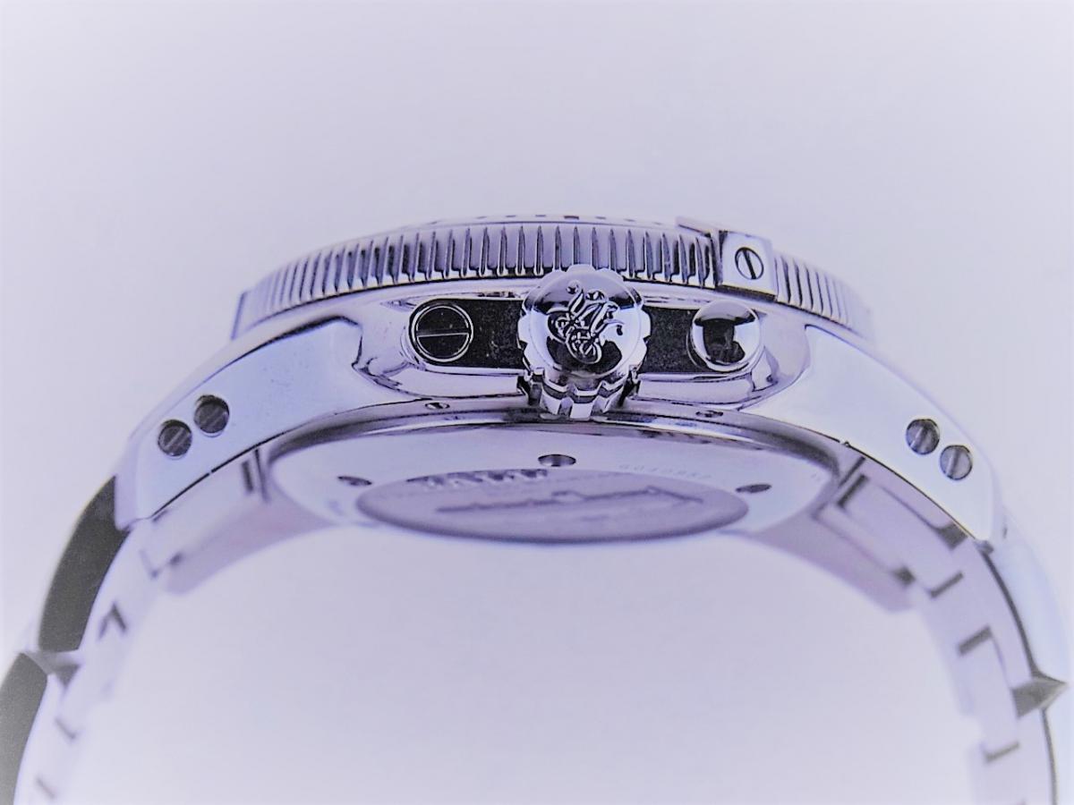 ボールウォッチ エンジニアハイドロカーボンDM1016A-S1J-BK 帯磁性:12000A/M 耐衝撃性:7500Gs 買い取り実績 3時リューズサイド画像 時計を売るならピアゾ(PIAZO)