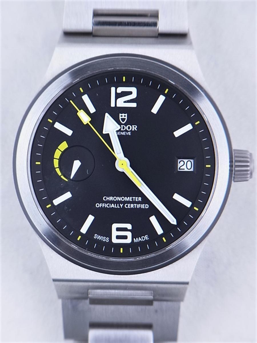 チュードル ノースフラッグ 91210N I番(2003年以降モデル) メンズ腕時計 買取実績 正面全体画像 時計を売るならピアゾ(PIAZO)