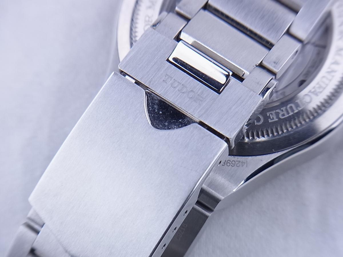 チュードル ノースフラッグ 91210N I番(2003年以降モデル) メンズ腕時計 高価売却 バックル画像 時計を売るならピアゾ(PIAZO)
