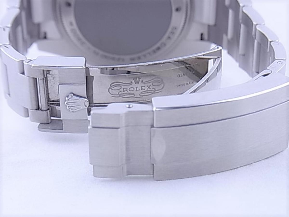 ロレックス シードゥエラーDブルー116660 3900m防水機能 メンズ腕時計 高価売却 バックル画像 時計を売るならピアゾ(PIAZO)