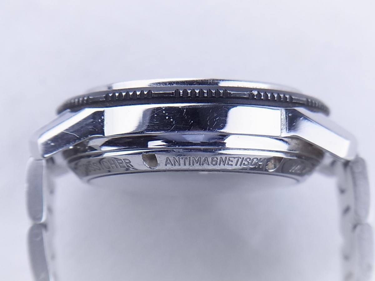 ジン 103.A.SA.AUTO オートマチッククロノグラフ デイデイト シースルーバック メンズ腕時計 高額売却実績 9時ケースサイド画像 時計を売るならピアゾ(PIAZO)