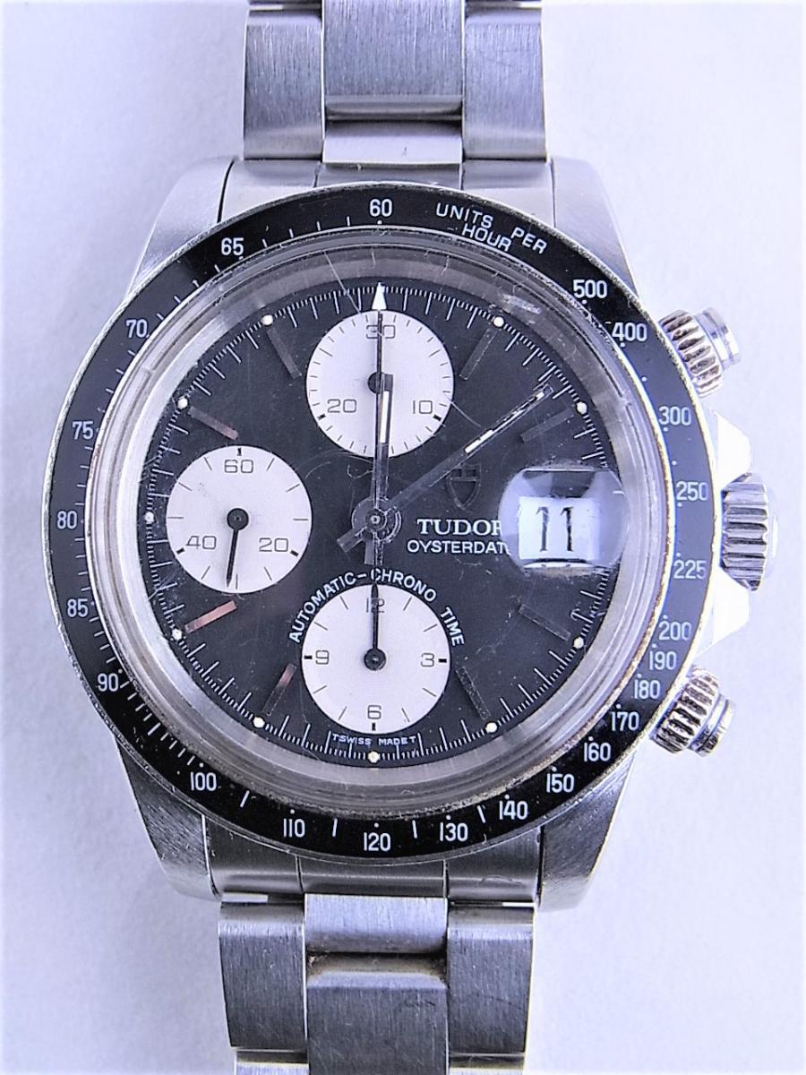 チュードル 79160 クロノタイム オートマチック オイスターデイト メンズ腕時計  買取実績 正面全体画像 時計を売るならピアゾ(PIAZO)