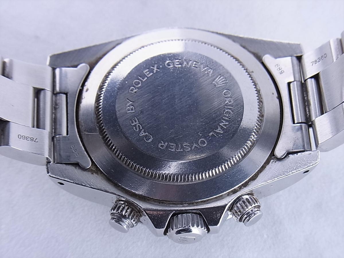 チュードル 79160 クロノタイム オートマチック オイスターデイト メンズ腕時計 売却実績 裏蓋画像 時計を売るならピアゾ(PIAZO)