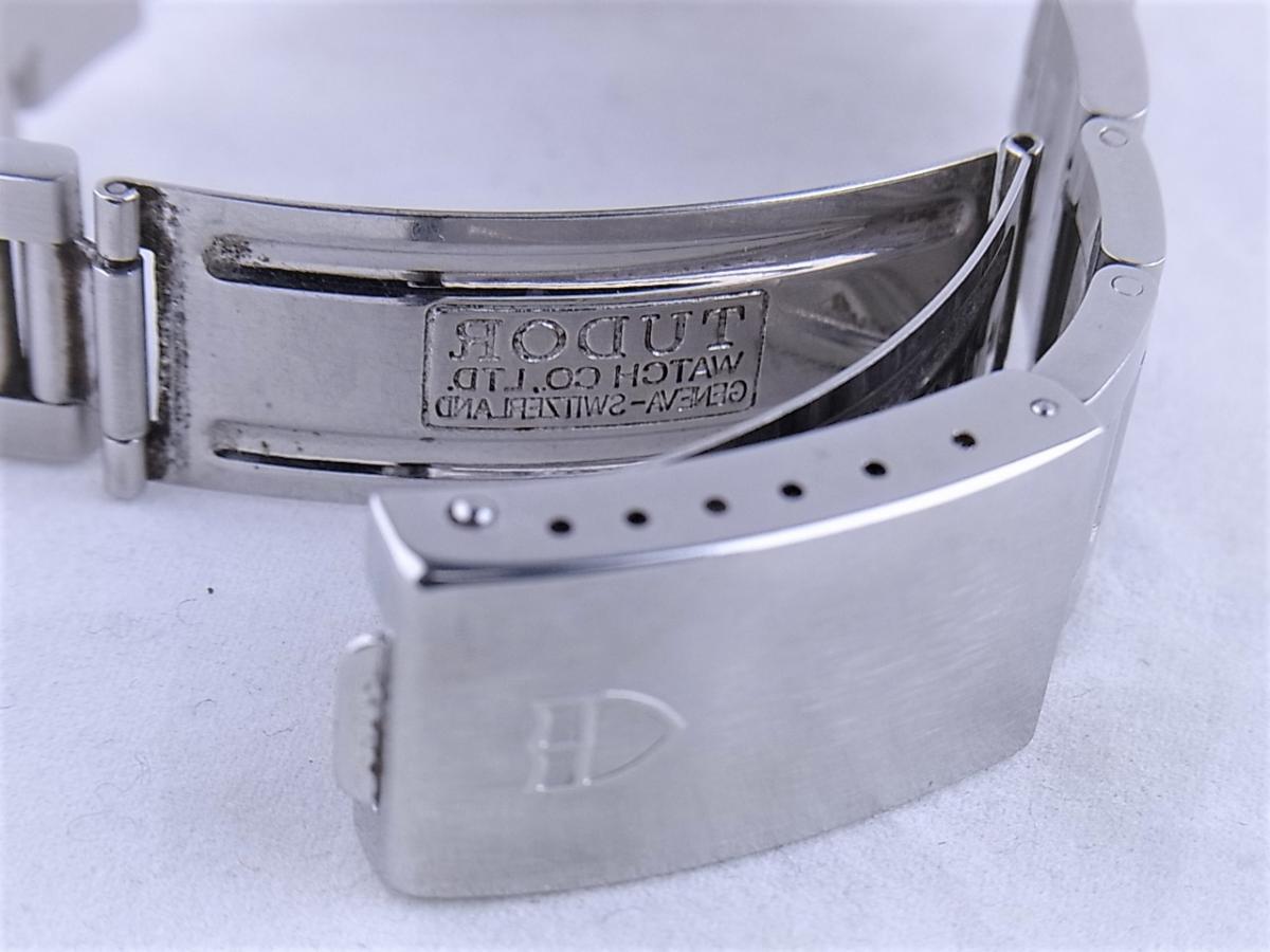 チュードル 79160 クロノタイム オートマチック オイスターデイト メンズ腕時計 高価売却 バックル画像 時計を売るならピアゾ(PIAZO)