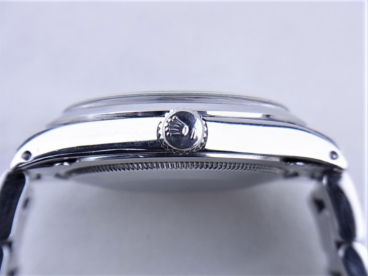 ロレックス 1016後期ハック機能付きref.7838ステンレススティールブレス付き 買買い取り実績 3時リューズサイド画像 時計を売るならピアゾ(PIAZO)