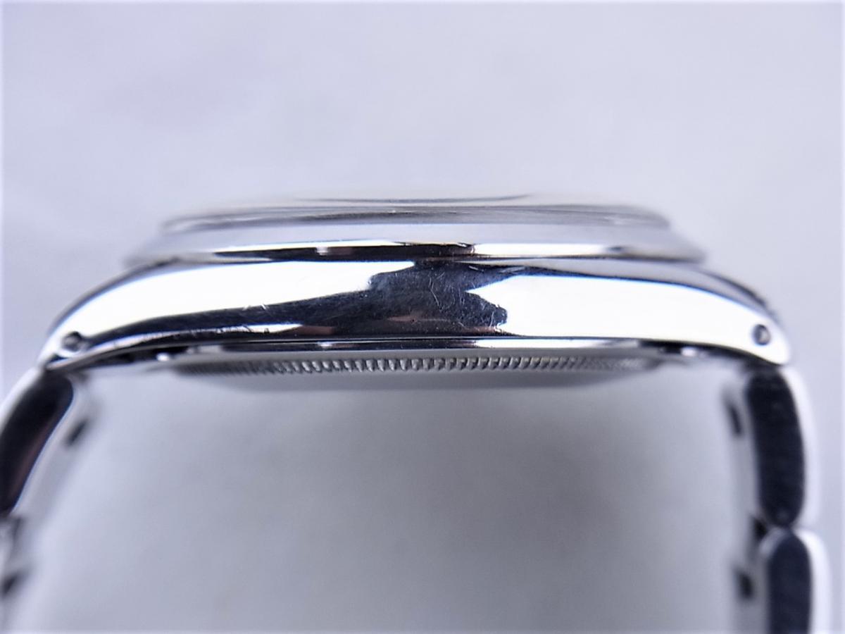 ロレックス 1016後期ハック機能付きref.7838ステンレススティールブレス付き 高額売却実績 9時ケースサイド画像 時計を売るならピアゾ(PIAZO)