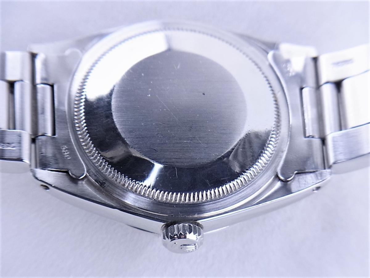 ロレックス 1016後期ハック機能付きref.7838ステンレススティールブレス付き 売却実績 裏蓋画像 時計を売るならピアゾ(PIAZO)