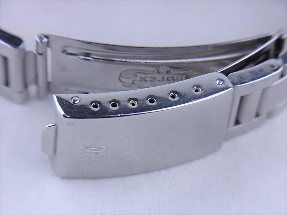 ロレックス 1016後期ハック機能付きref.7838ステンレススティールブレス付き 高価売却 バックル画像 時計を売るならピアゾ(PIAZO)