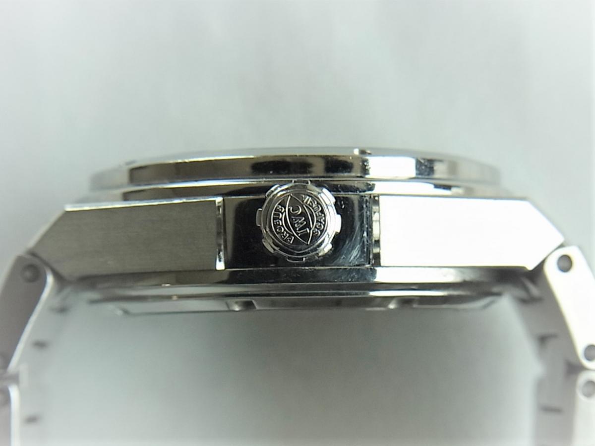 IWC インヂュニアオートマIW322801 メンズ腕時計 買い取り実績 3時リューズサイド画像 時計を売るならピアゾ(PIAZO)