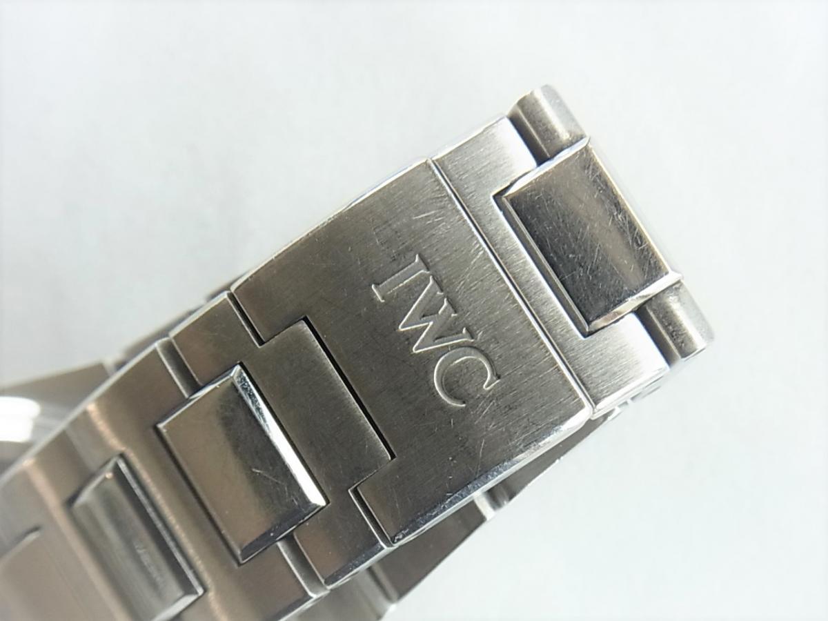 IWC インヂュニアオートマIW322801 メンズ腕時計 高価売却 バックル画像 時計を売るならピアゾ(PIAZO)