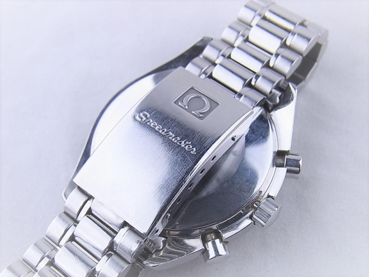 オメガ スピードマスター オートマティック Ref35105000 高価売却 バックル画像 時計を売るならピアゾ(PIAZO)