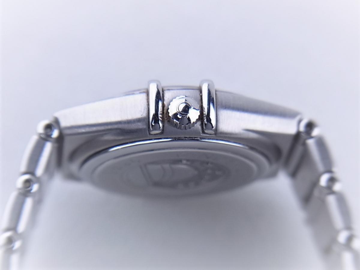 オメガ コンステレーションシンディ―クロフォード1997本1563.85 買い取り実績 3時リューズサイド画像 時計を売るならピアゾ(PIAZO)