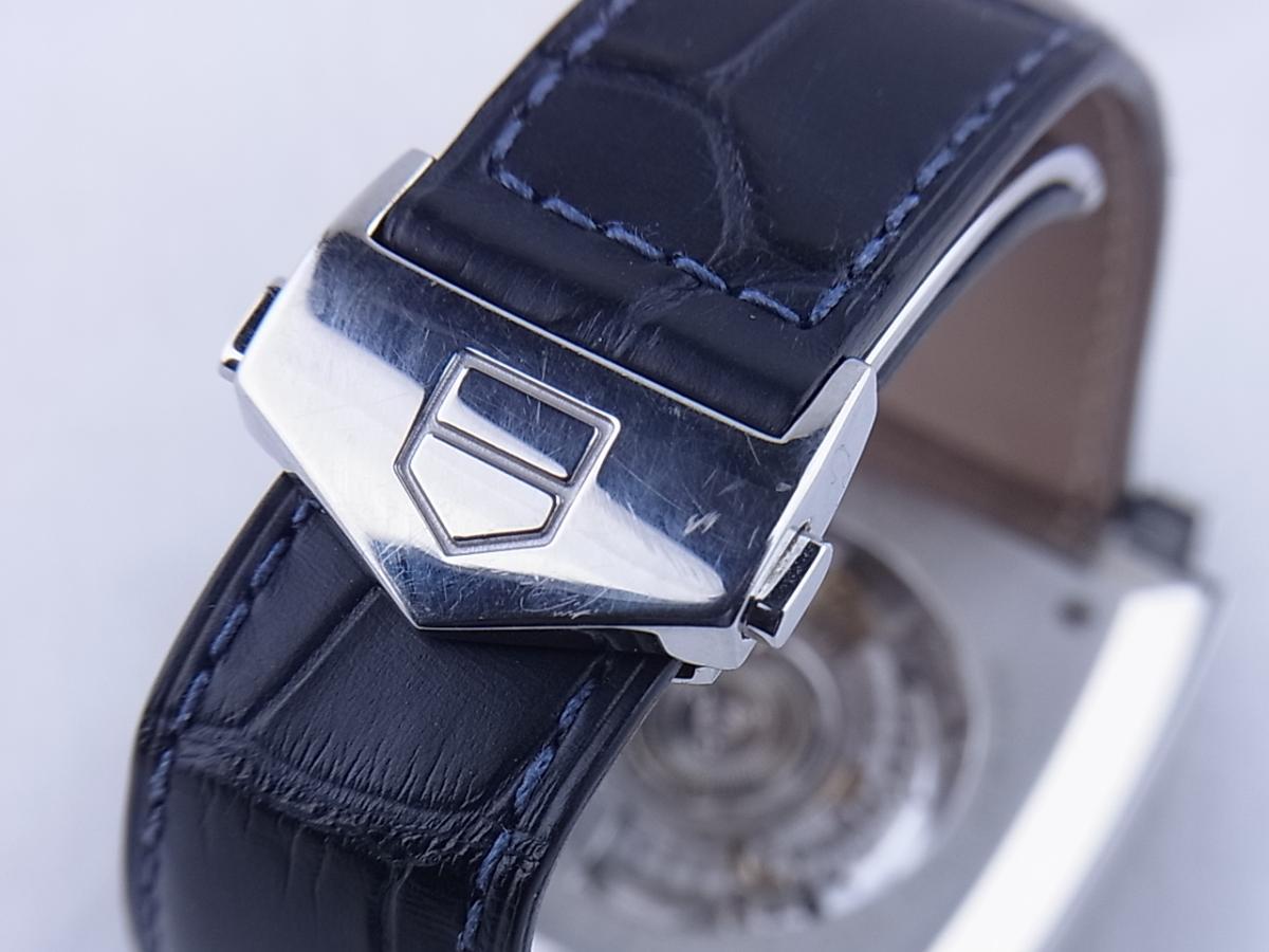 タグホイヤー モナコ CAW2111.FC6183 高価売却 バックル画像 時計を売るならピアゾ(PIAZO)