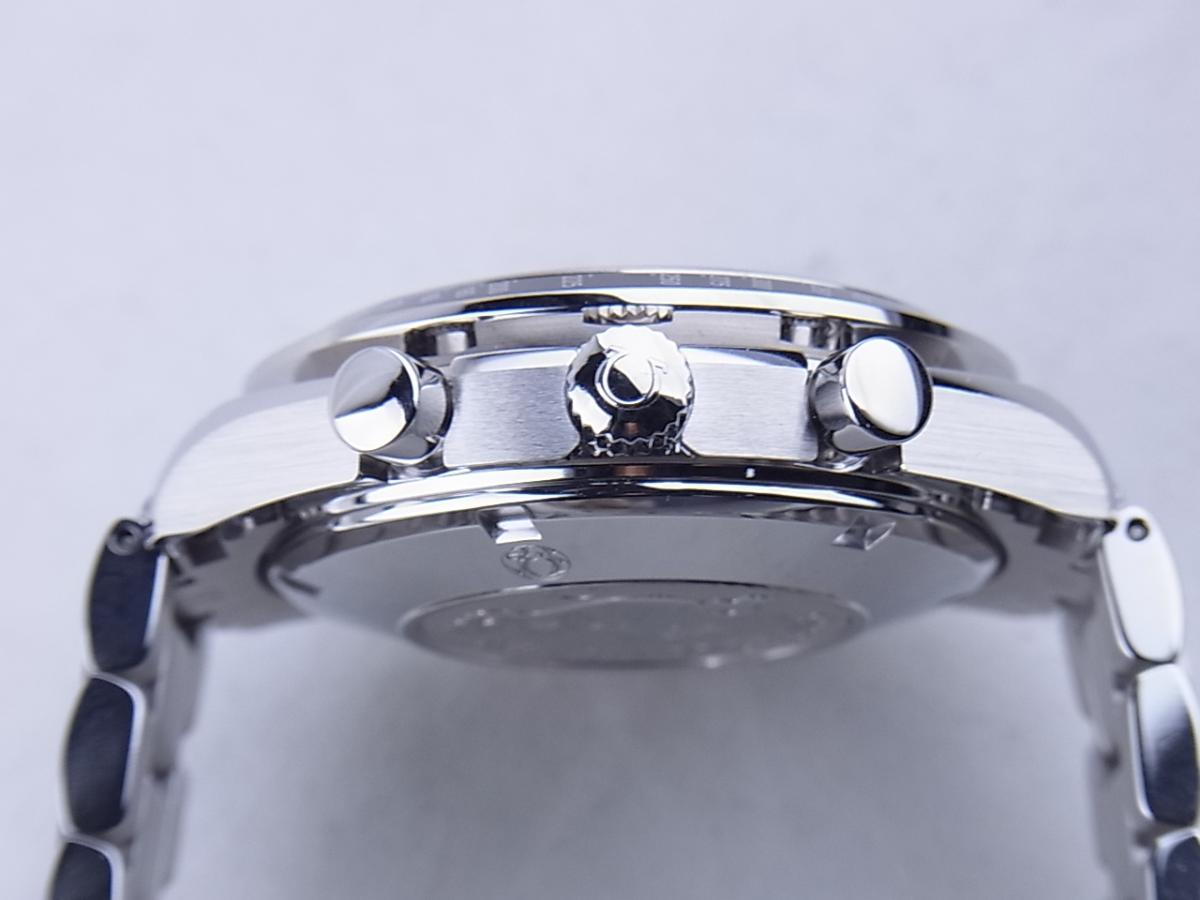 オメガ スピードマスター3220.50 買い取り実績 3時リューズサイド画像 時計を売るならピアゾ(PIAZO)
