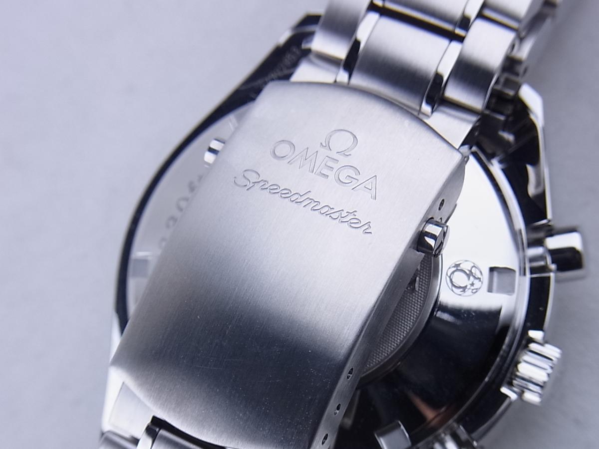 オメガ スピードマスター3220.50 高価売却 バックル画像 時計を売るならピアゾ(PIAZO)