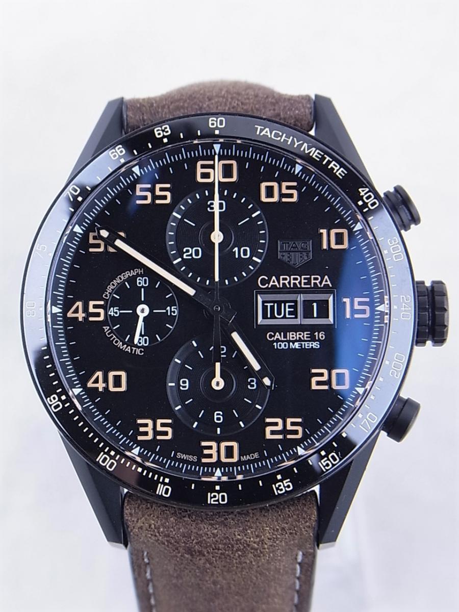 タグホイヤー カレラキャリバー16 CV2A84.FC6394 買取実績 正面全体画像 時計を売るならピアゾ(PIAZO)