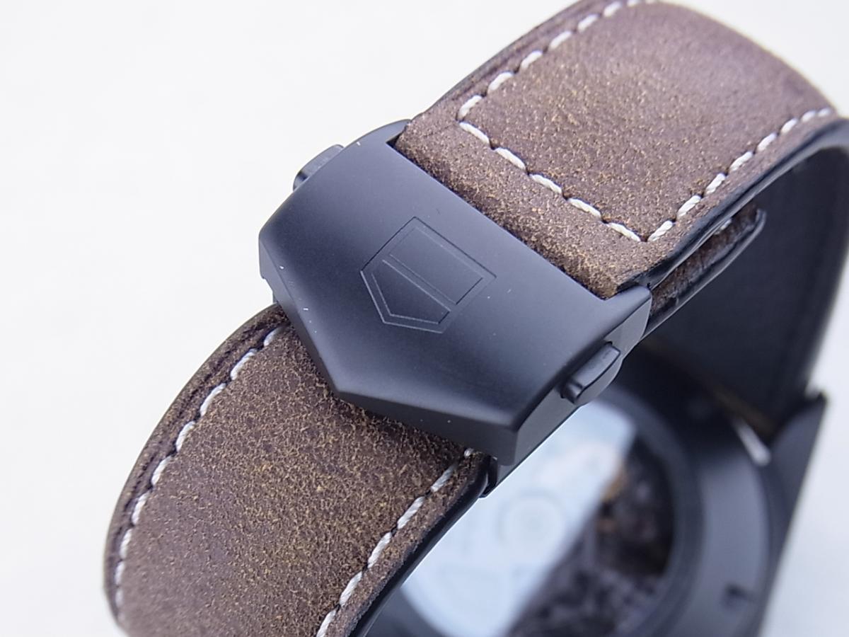 タグホイヤー カレラキャリバー16 CV2A84.FC6394 高価売却 バックル画像 時計を売るならピアゾ(PIAZO)