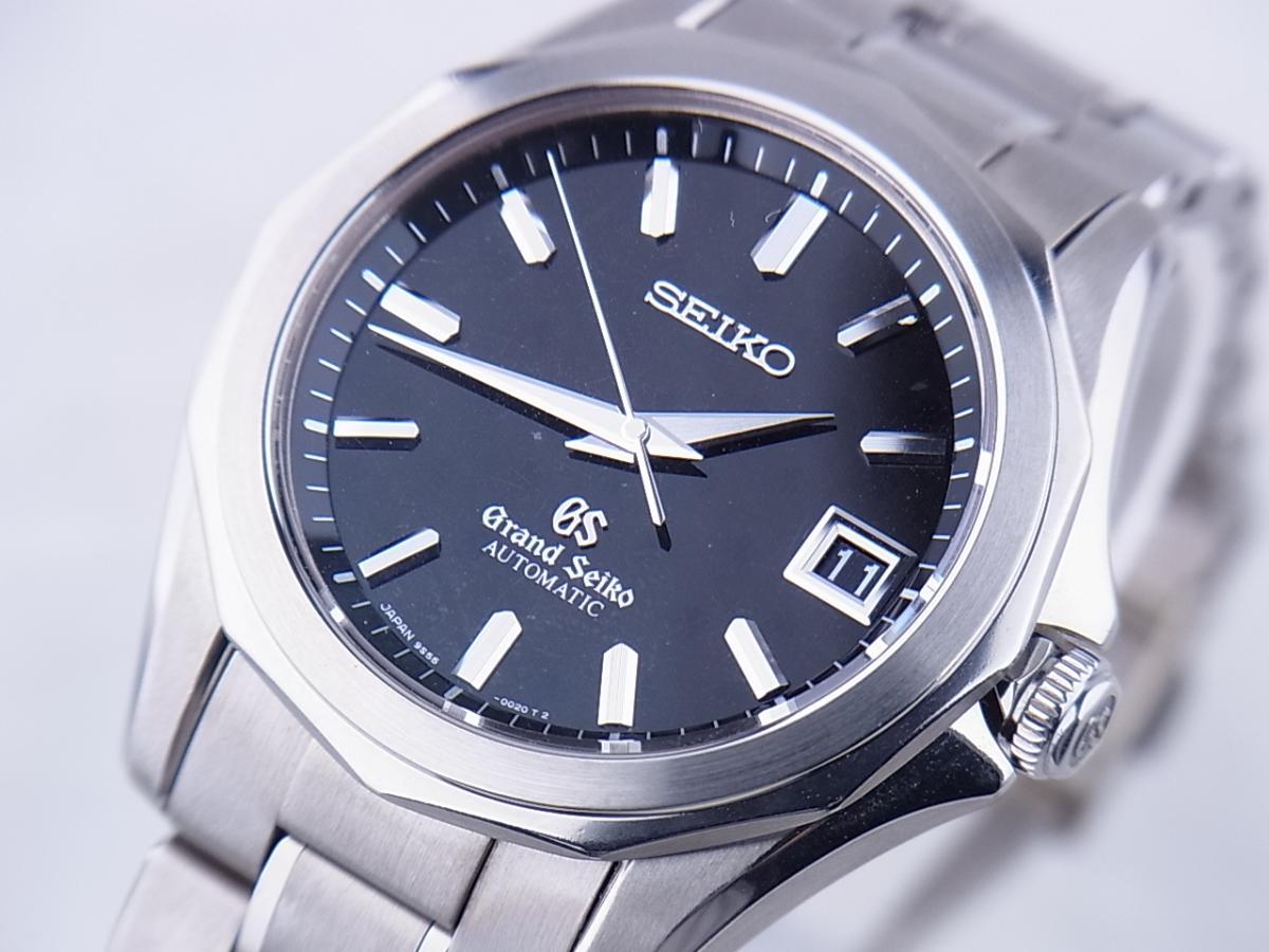 グランドセイコー 40THメカニカルSBGR011 9S55-0040 買取り実績 フェイス斜め画像 時計を売るならピアゾ(PIAZO)