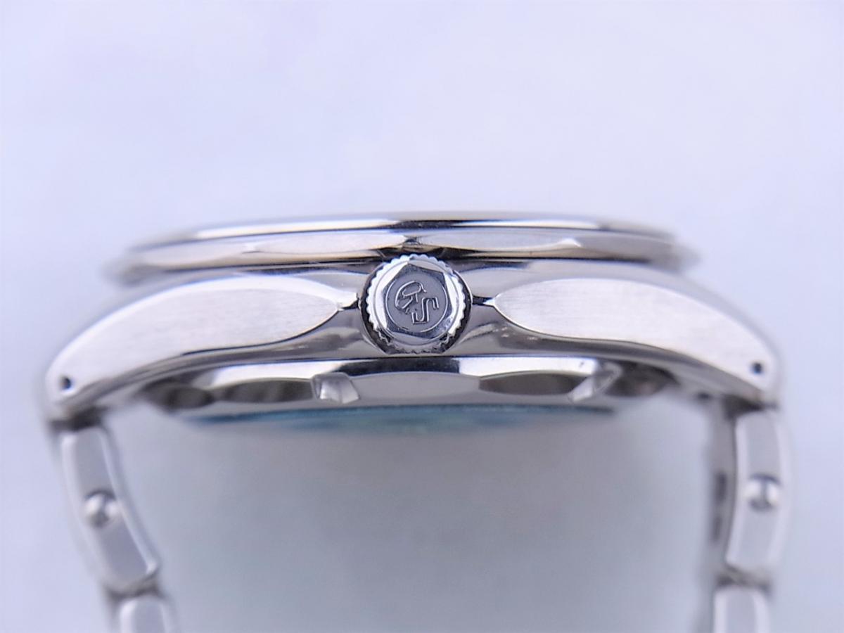 グランドセイコー 40THメカニカルSBGR011 9S55-0040 買い取り実績 3時リューズサイド画像 時計を売るならピアゾ(PIAZO)