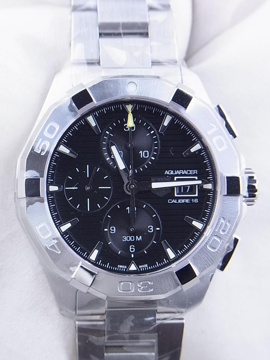 タグホイヤー アクアレーサーキャリバー16 CAY2110.BA0927 買取実績 正面全体画像 時計を売るならピアゾ(PIAZO)
