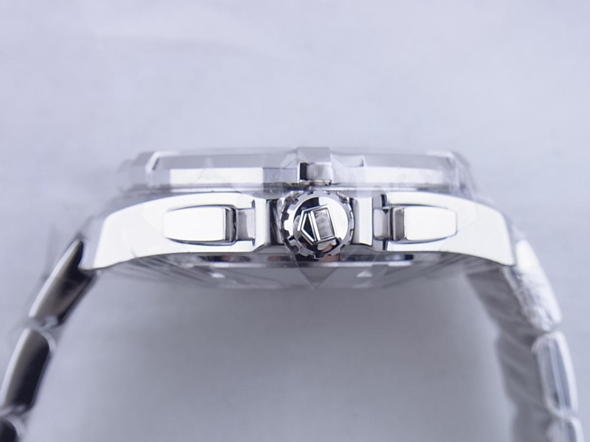 タグホイヤー アクアレーサーキャリバー16 CAY2110.BA0927 買い取り実績 3時リューズサイド画像 時計を売るならピアゾ(PIAZO)