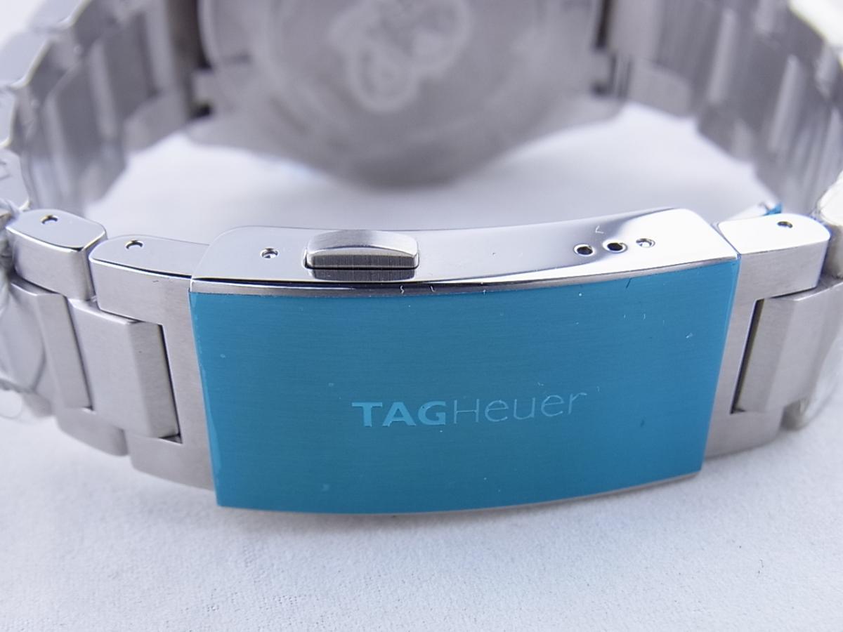 タグホイヤー アクアレーサーキャリバー16 CAY2110.BA0927 高価売却 バックル画像 時計を売るならピアゾ(PIAZO)