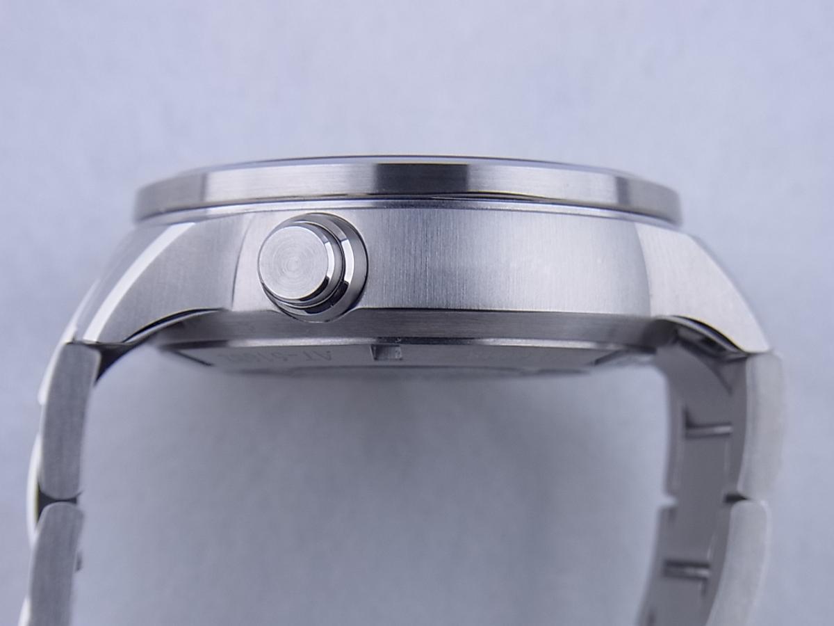 モーリスラクロア ポントス クロノグラフ PT6018-SS002-330 高額売却実績 9時ケースサイド画像 時計を売るならピアゾ(PIAZO)
