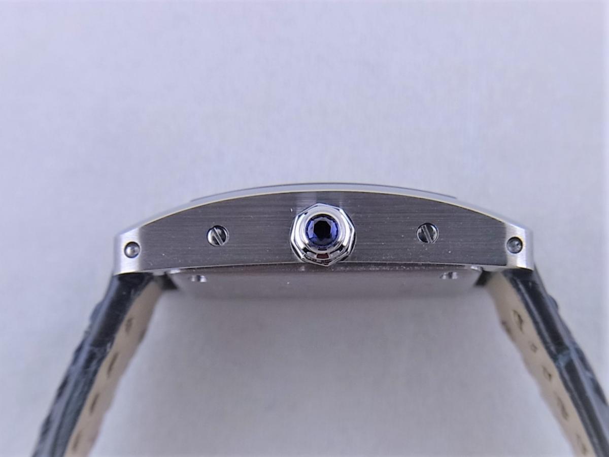 カルティエタンクアメリカンミニ日本限定モデル WSTA0032 買い取り実績 3時リューズサイド画像 時計を売るならピアゾ(PIAZO)