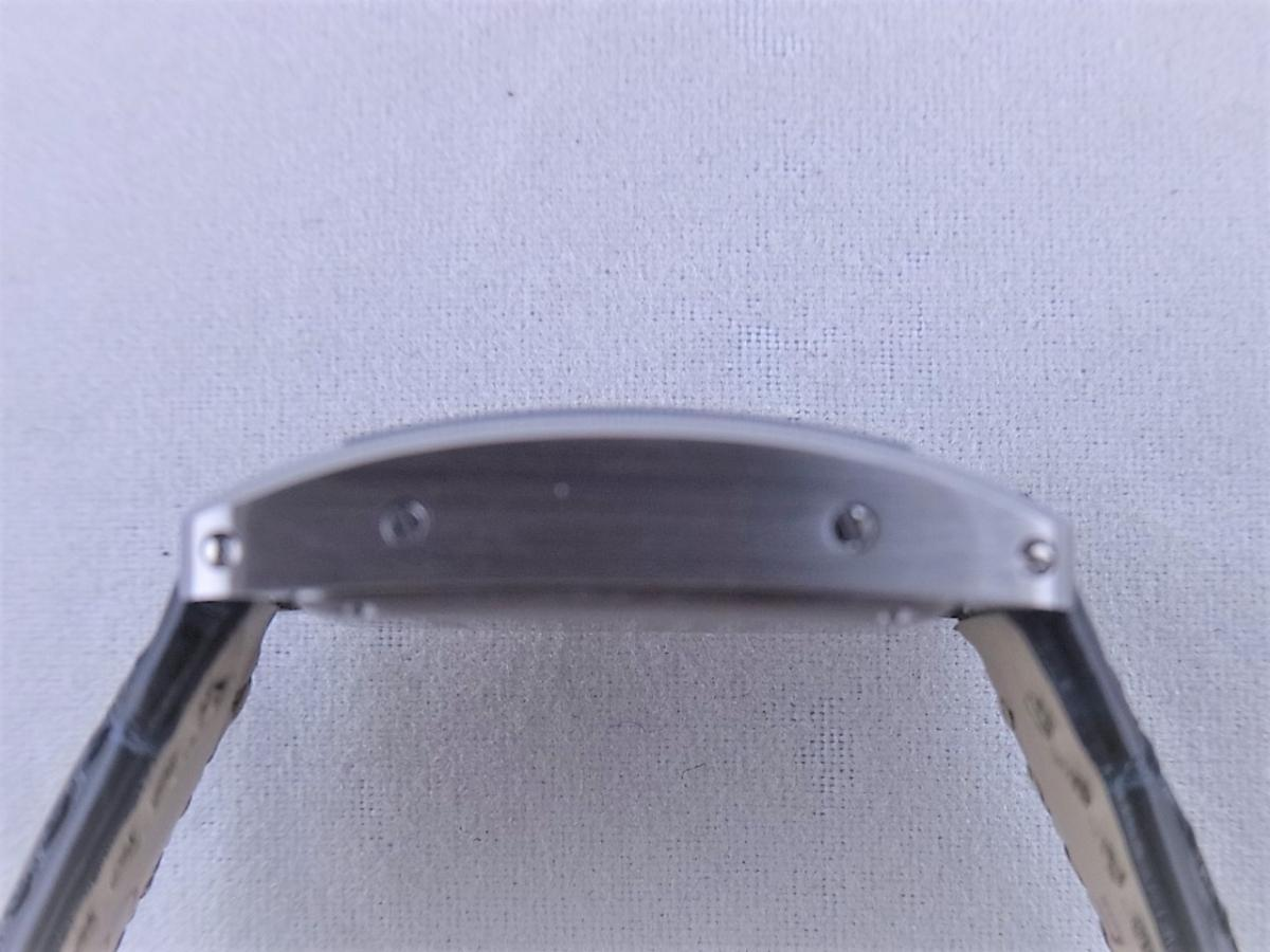 カルティエタンクアメリカンミニ日本限定モデル WSTA0032 高額売却実績 9時ケースサイド画像 時計を売るならピアゾ(PIAZO)