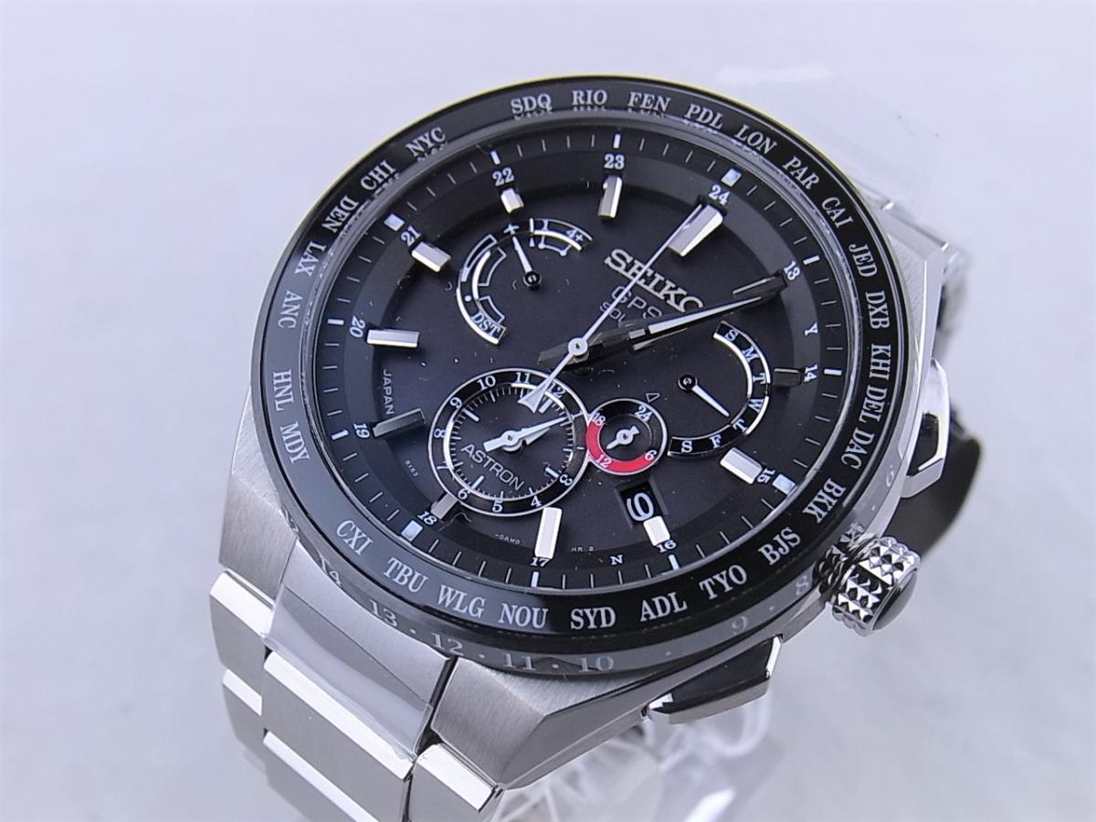 セイコー アストロンエクゼクティブライン8X53-0AV0-2 SBXB123 買取り実績 フェイス斜め画像 時計を売るならピアゾ(PIAZO)