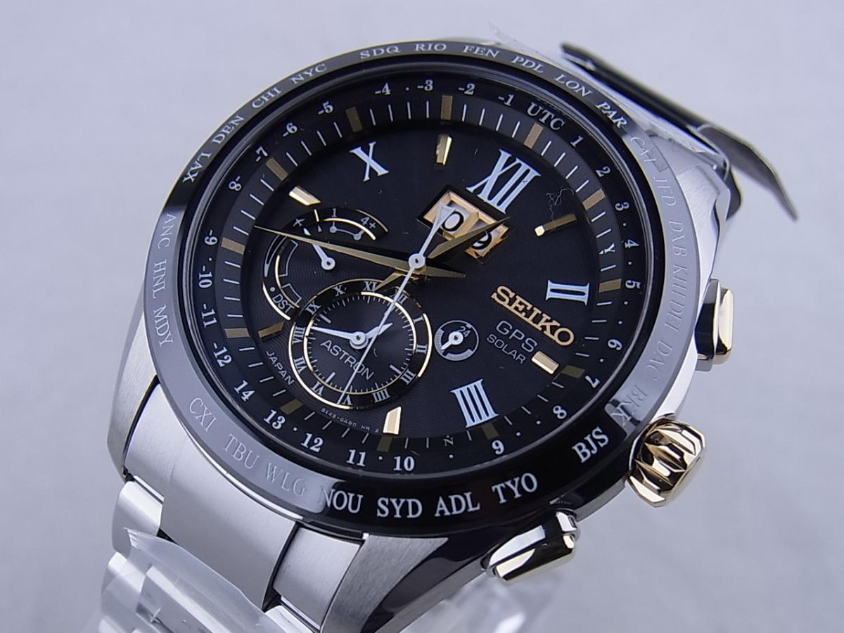 セイコー アストロンSBXB139 8X42-0AB0-3 買取り実績 フェイス斜め画像 時計を売るならピアゾ(PIAZO)