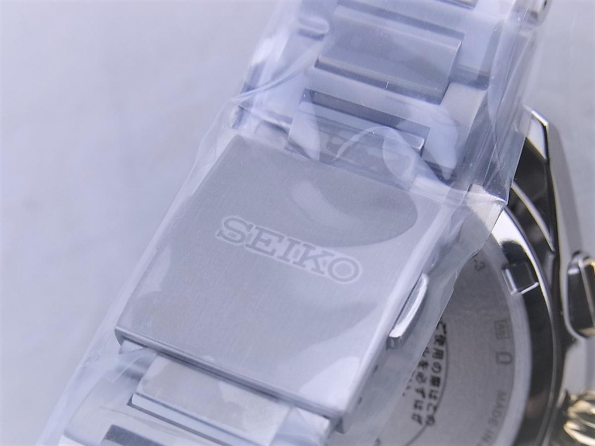 セイコー アストロンSBXB139 8X42-0AB0-3 高価売却 バックル画像 時計を売るならピアゾ(PIAZO)