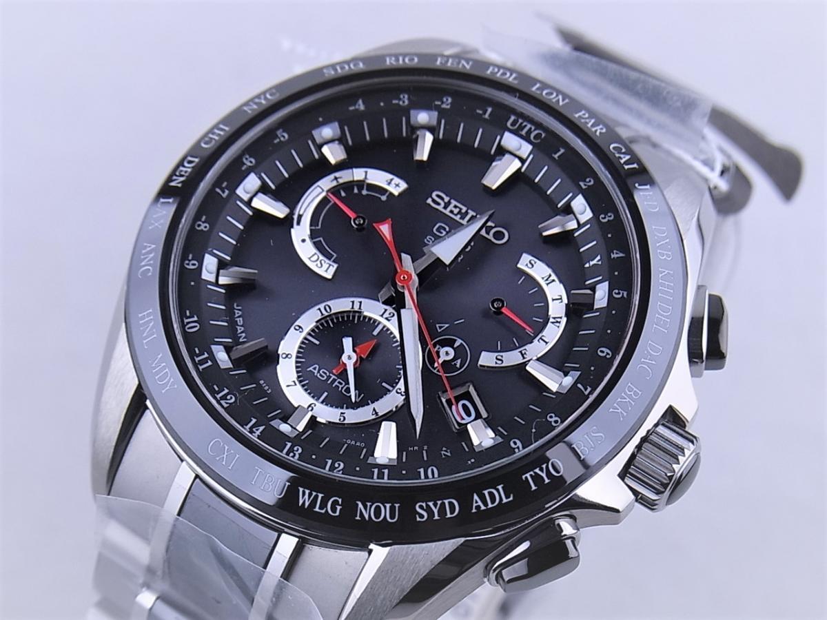 セイコー アストロンSBXB041 8X53-0AB0-2 買取り実績 フェイス斜め画像 時計を売るならピアゾ(PIAZO)