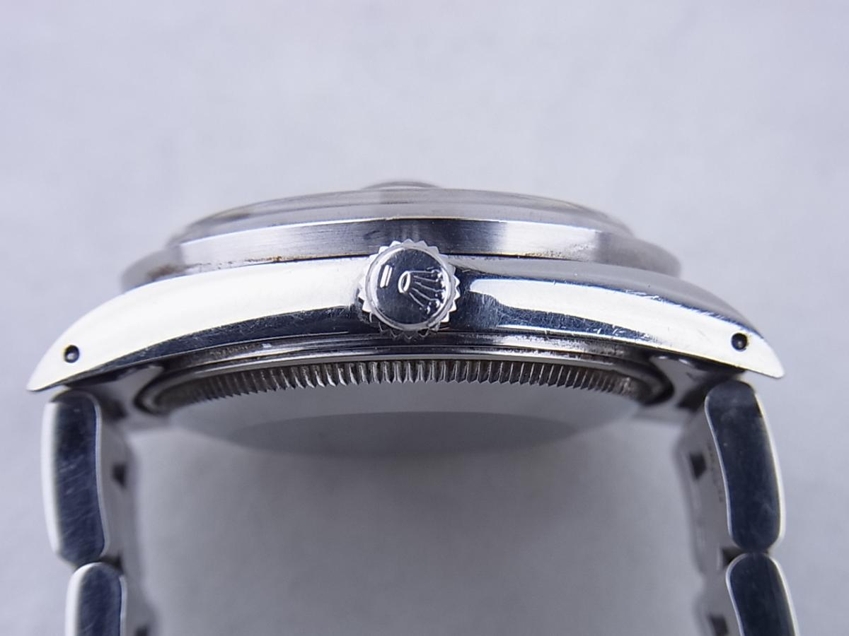 ロレックス オイスターパーペチュアルデイト型番15010 買い取り実績 3時リューズサイド画像 時計を売るならピアゾ(PIAZO)