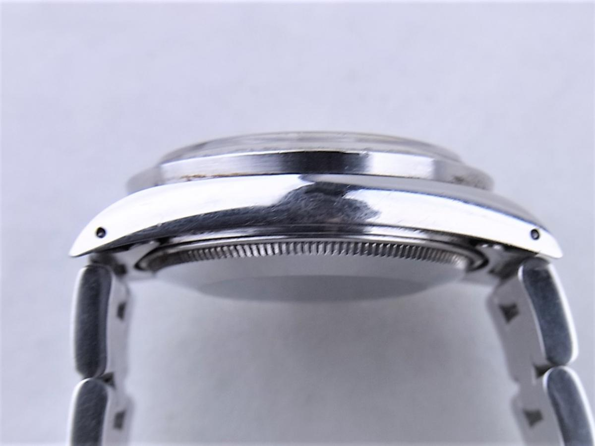 ロレックス オイスターパーペチュアルデイト型番15010 高額売却実績 9時ケースサイド画像 時計を売るならピアゾ(PIAZO)