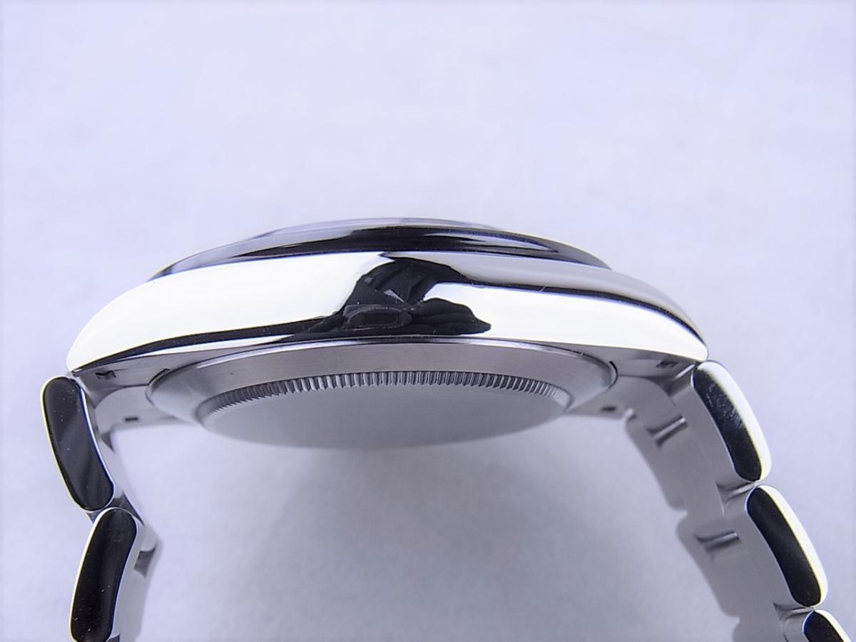 ロレックス デイトナ 116500LN 黒文字盤 高額売却実績 9時ケースサイド画像 時計を売るならピアゾ(PIAZO)