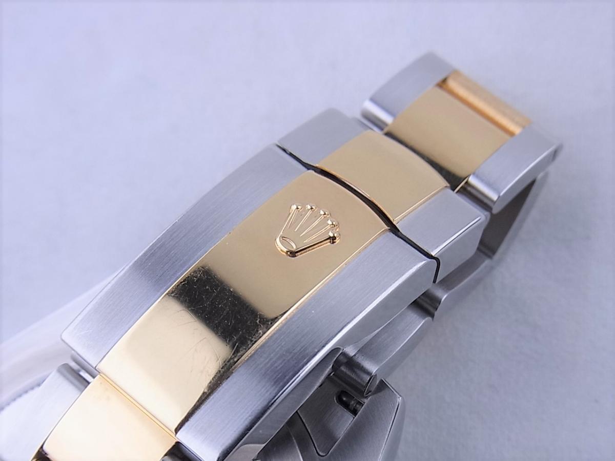 ロレックス デイトジャストⅡ 116333G 高価売却 バックル画像 時計を売るならピアゾ(PIAZO)