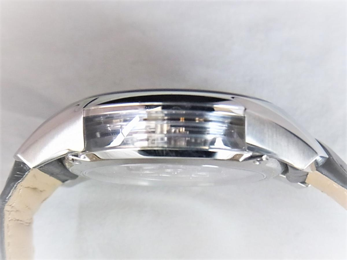 オメガ デビル431.33.41.21.03.001 高額売却実績 9時ケースサイド画像 時計を売るならピアゾ(PIAZO)