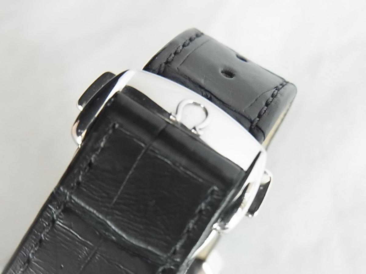 オメガ デビル431.33.41.21.03.001 高価売却 バックル画像 時計を売るならピアゾ(PIAZO)