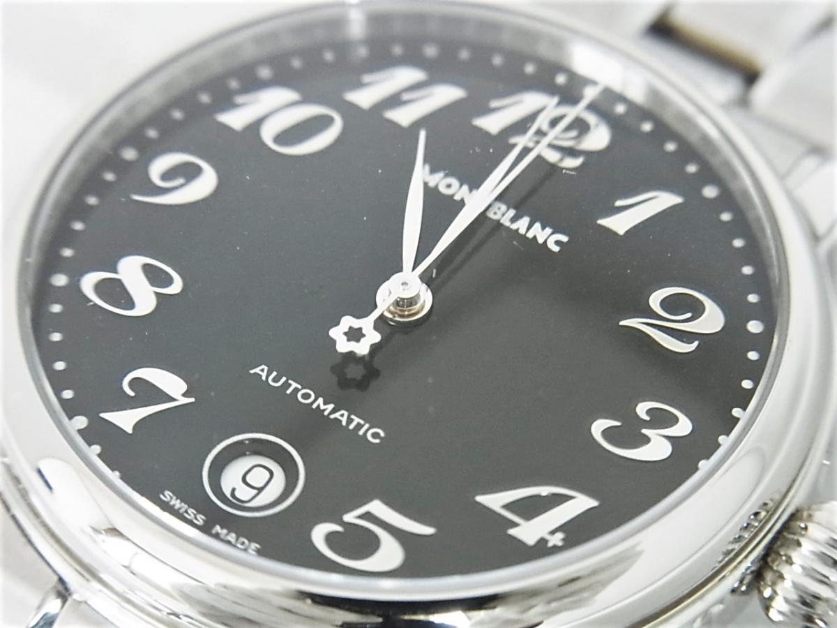 モンブラン マイスターシュティック7042 オートマチック メンズモデル 買取り実績 フェイス斜め画像 時計を売るならピアゾ(PIAZO)