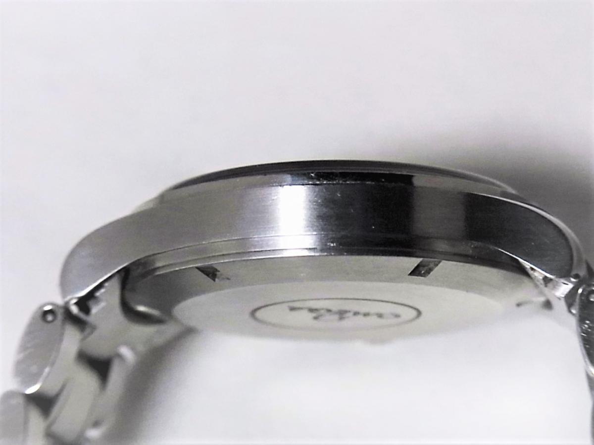 オメガ クラシックダイナミック5203.51 高額売却実績 9時ケースサイド画像 時計を売るならピアゾ(PIAZO)