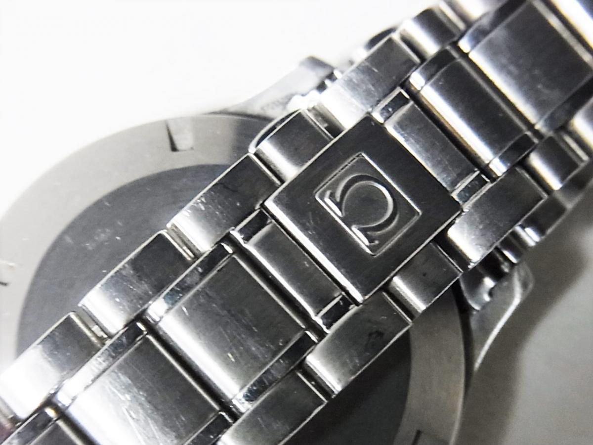 オメガ クラシックダイナミック5203.51 高価売却 バックル画像 時計を売るならピアゾ(PIAZO)