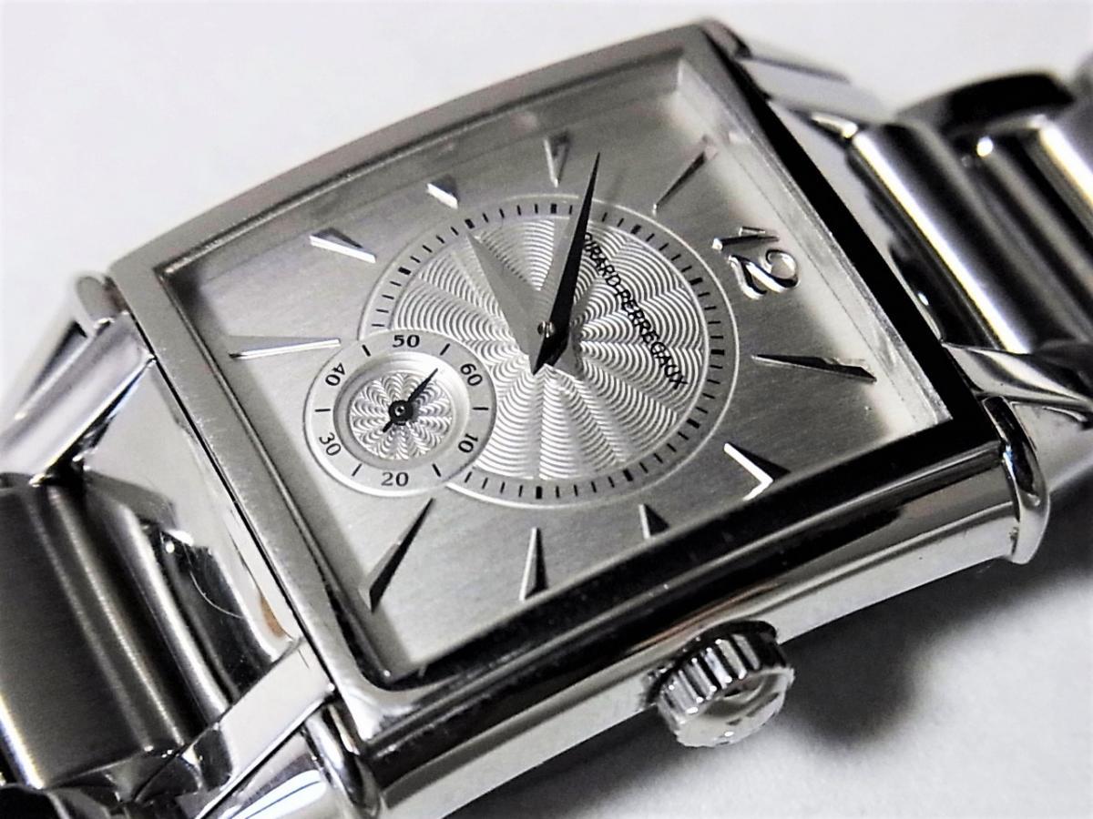 ジラールペルゴ ヴィンテージ25930-11-165-1 アールデコスタイル 裏蓋スケルトン オートマチックモデル 買取り実績 フェイス斜め画像 時計を売るならピアゾ(PIAZO)