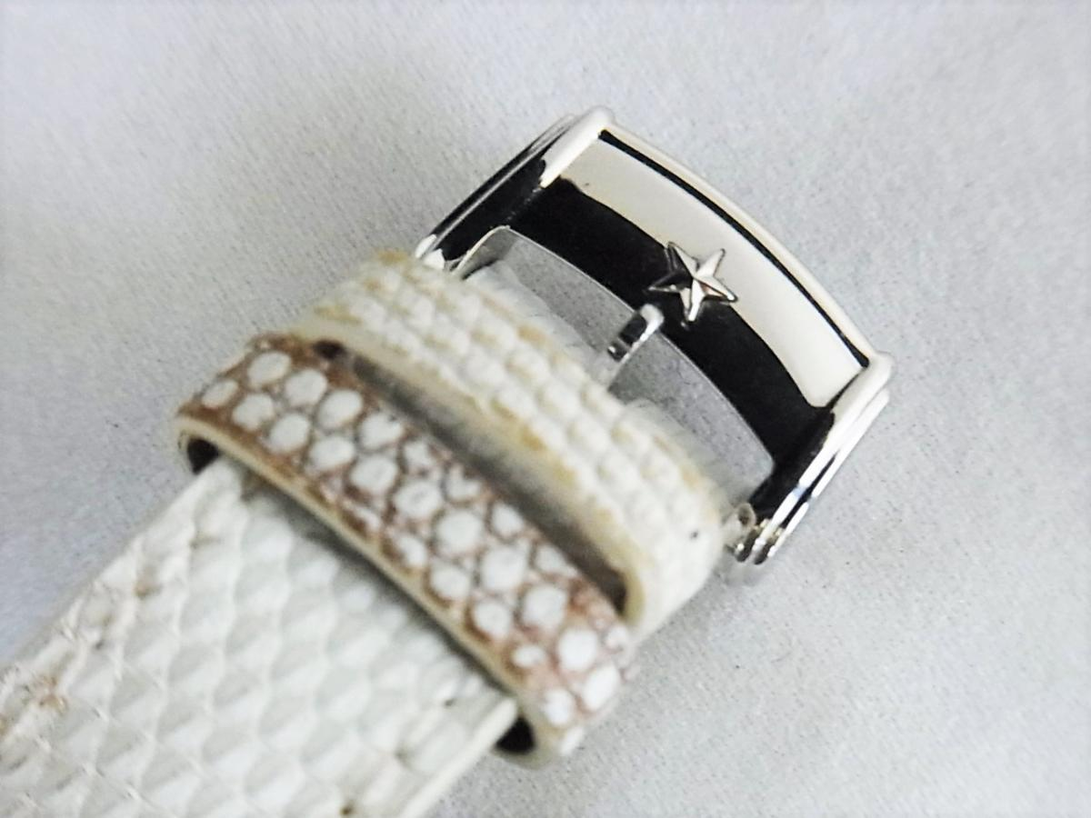 ゼニス ベイビースターオープンスカイ03.1220.68/32.C581 オープンスター 自動巻きエリート68 レディースモデル 高価売却 バックル画像 時計を売るならピアゾ(PIAZO)