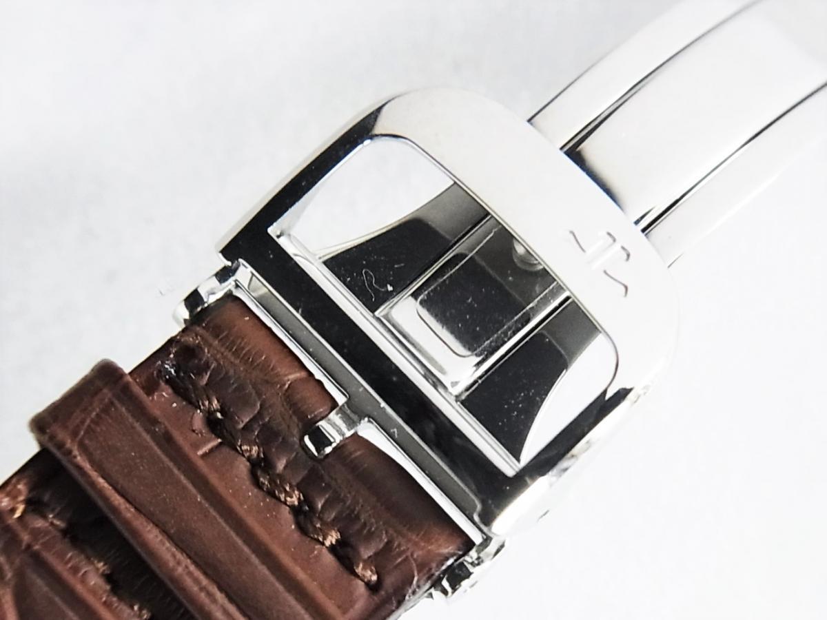 ジャガールクルト レベルソグランドリザーブQ301842J/240.8.14 日本限定50本 手巻きモデル 高価売却 バックル画像 時計を売るならピアゾ(PIAZO)