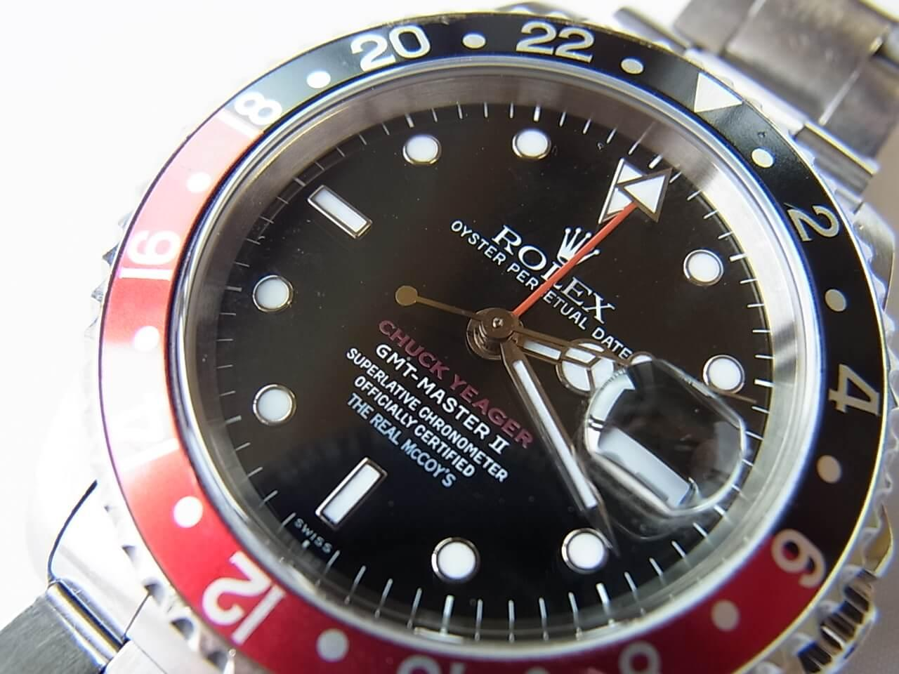 the latest 45ce1 914ee ロレックス GMTマスター2 Ref.16710 の買取価格が急騰中?!販売 ...