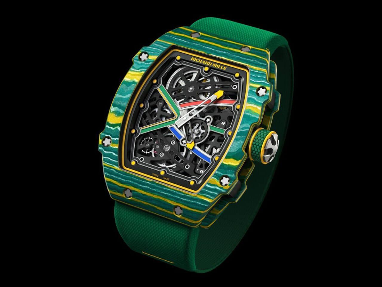 new style 790c7 af571 RICHARD MILLE(リシャール・ミル)新作 RM 67-02 ...