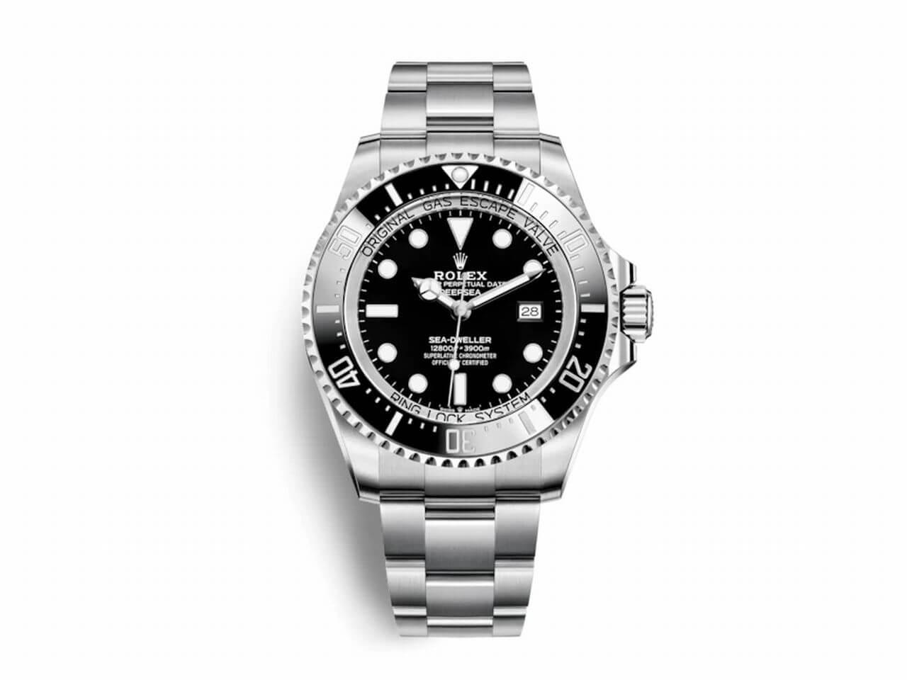 buy online 788d0 a814b ロレックス(ROLEX)バーゼルワールド2018新作 ディープシー ...